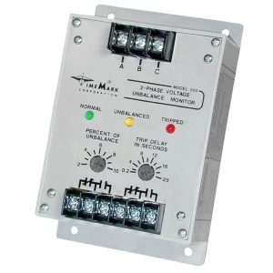T.M. 3-Phase Voltage Unbalance Monitor