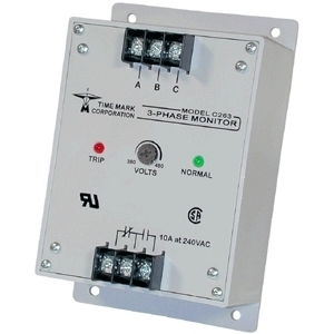 T.M. 3-Phase Power Monitor