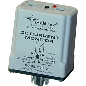 T.M. DC Current Monitor 1 - 10A DC