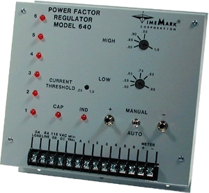 640-Power-Factor-Regulator