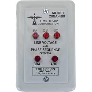 208-Line-Voltage-Phase-Sequence-Detector