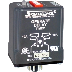360-Operate-Delay-Timer